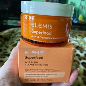 Elemis Superfood AHA Glow Face Cleansing Butter